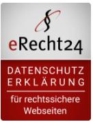 erecht24 Logo Datenschutz