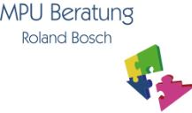 MPU Vorbereitung Roland Bosch